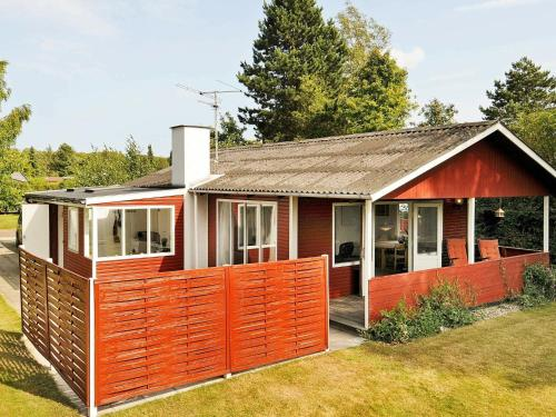 . Three-Bedroom Holiday home in Juelsminde 19