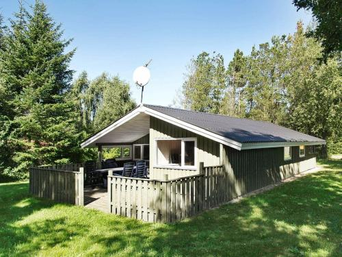 . Three-Bedroom Holiday home in Fjerritslev 24