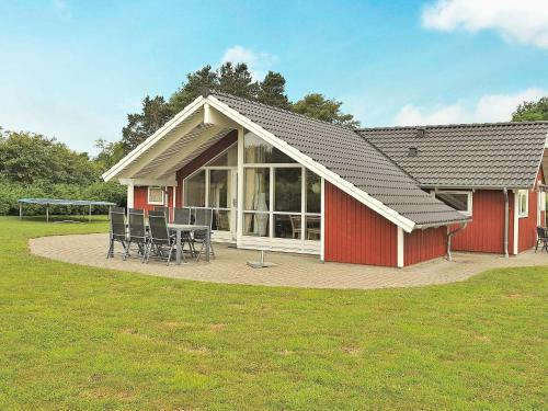 . Three-Bedroom Holiday home in Ansager 19
