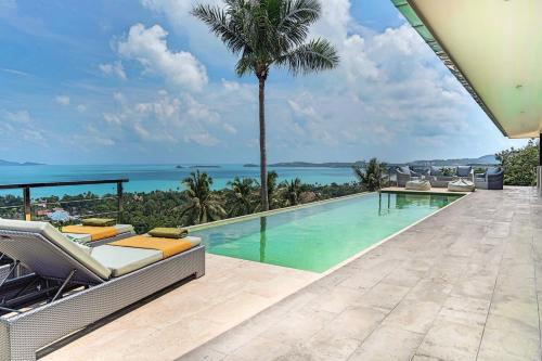 Agatha Villa Tropical and Natural Ocean View Agatha Villa Tropical and Natural Ocean View