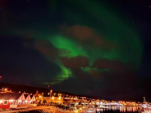 Hotel-overnachting met je hond in Båtsfjord Rorbuer - Båtsfjord