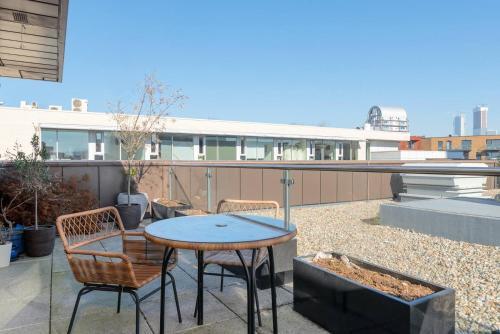 Lovely Studio Flat With Terrace In Southeast London