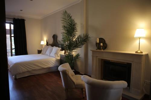 Suite with Terrace Posada Isabel de Castilla 6