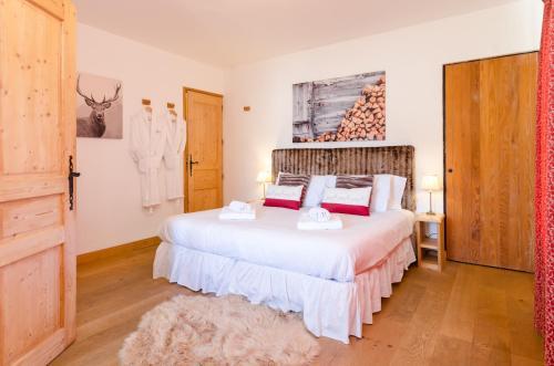 Accommodation in Megève