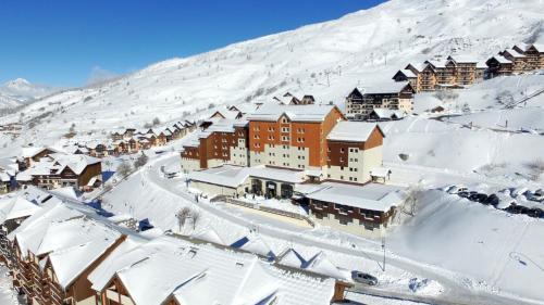 VVF Villages « Les Terrasses de Maurienne » Valmeinier Valmeinier 1800