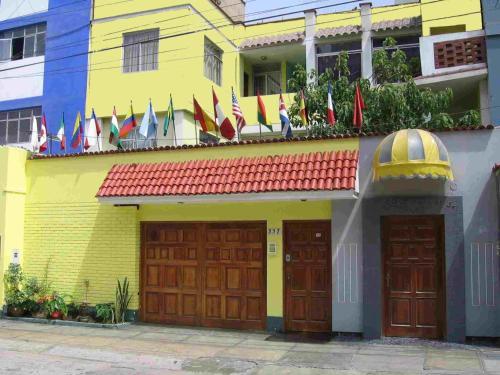 Hotel Hostal Residencial Los Andes