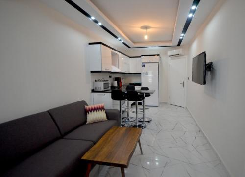 . Alanya Centrum Luxury Apartment in Hygienic Condition