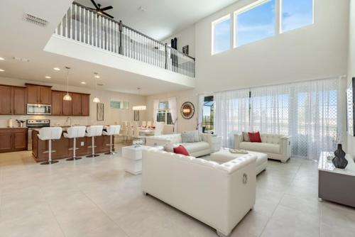 Amazing 6 Bedroom 5 Bathroom Solara Resort Villa Villa - image 12