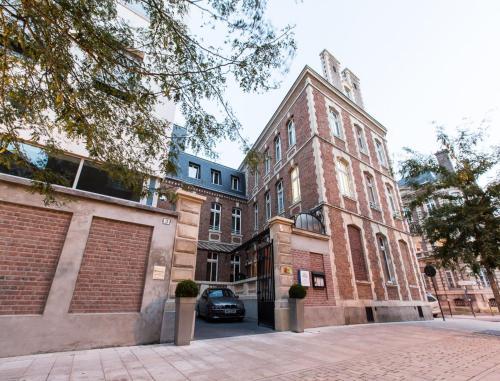 Hôtel Marotte - Hôtel - Amiens