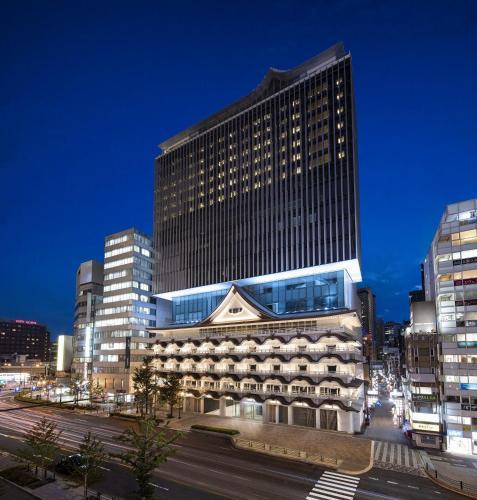 Hotel Royal Classic Osaka