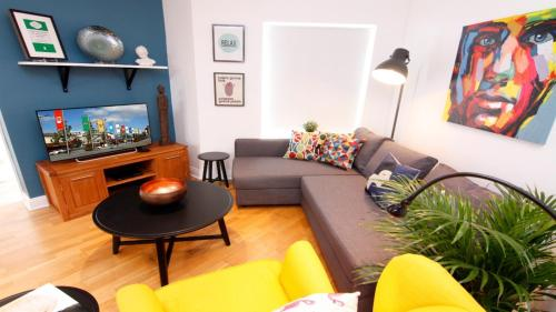 . Galway City Apartment. 200m to Eyre Square