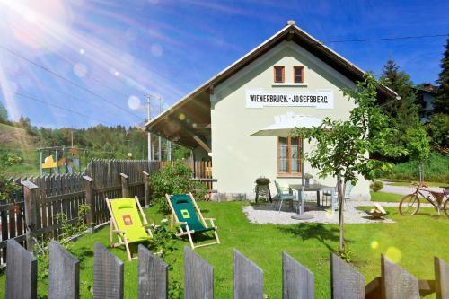Urlaub am Bahnhof - Annaberg