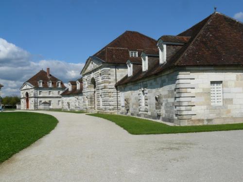 Accommodation in Arc-et-Senans