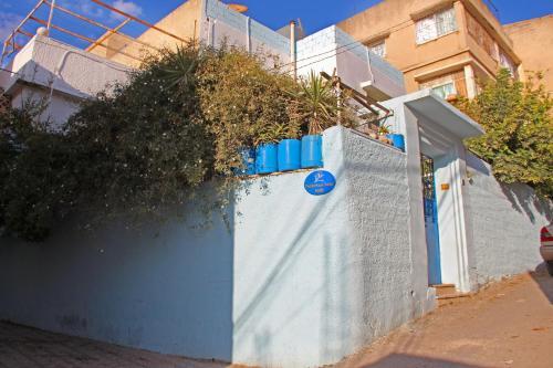 """. The Blue House """"Gerasa"""""""