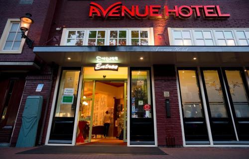 Avenue Hotel photo 39