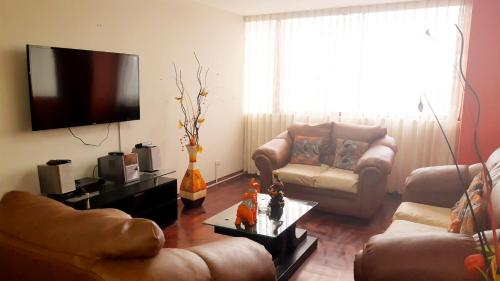 Apartment Miraflores Pardo Foto principal