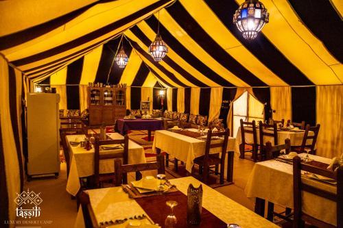 . Tassili Luxury Desert Camp