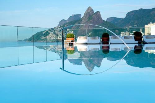 Hotel Fasano Rio de Janeiro Zimmerfotos