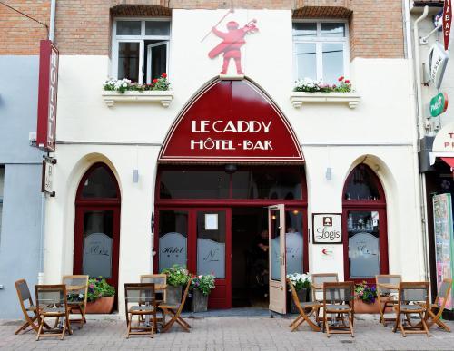 Hôtel Le Caddy - Hôtel - Le Touquet-Paris-Plage