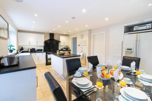 Cranesbill Serviced Accommodation - Bicester Oxfordshire