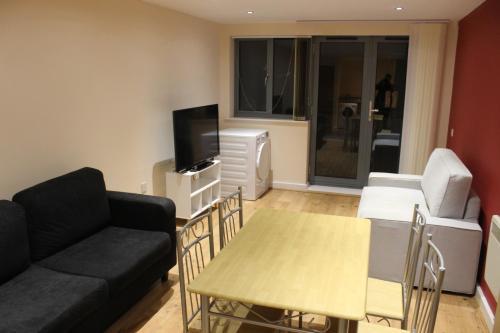 New Build Modern 1 Bedroom Flat 5 Stars Experience