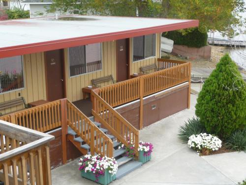 Accommodation in Osoyoos