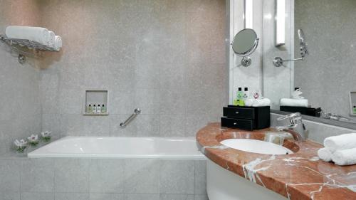 InterContinental Doha Hotel Zimmerfotos