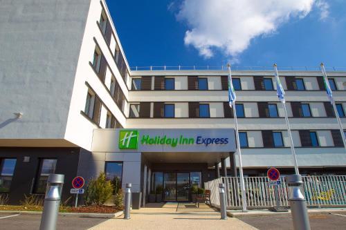 Holiday Inn Express Dijon, an IHG Hotel - Hôtel - Dijon
