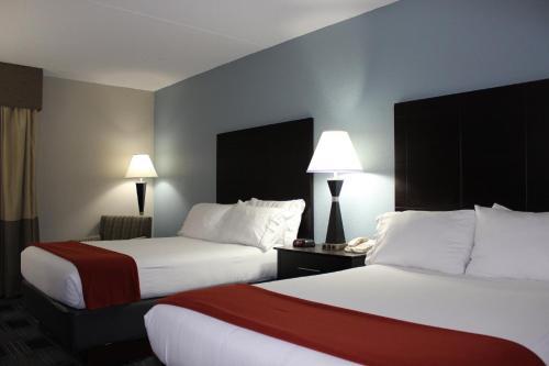 Holiday Inn Express Forsyth - Forsyth, GA GA 31029