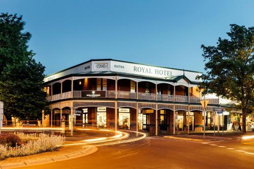. The Royal Daylesford Hotel