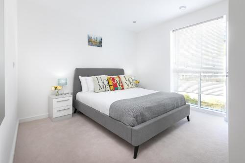 . Olympic View London Stratford Apartment