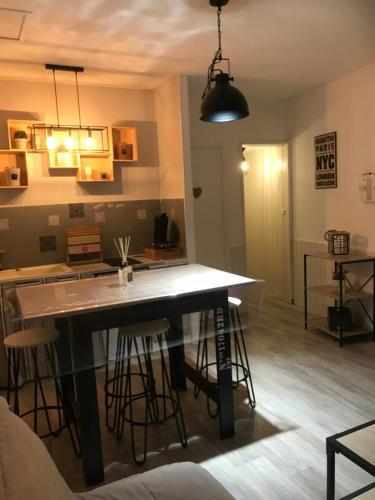 Appartement Avec Garage Centre Historique de Béziers - Location saisonnière - Béziers