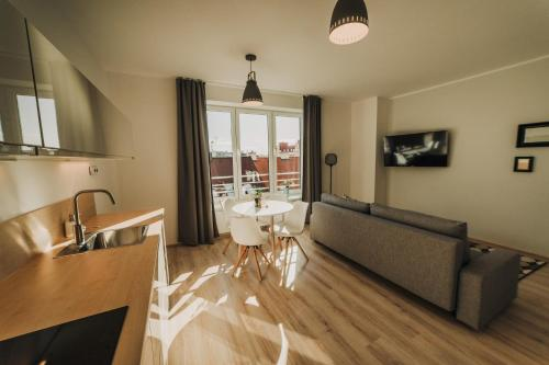 New equipped apartment in the city center