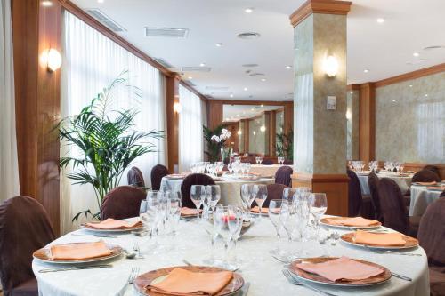 La Terraza De Alba Tres Cantos A Michelin Guide Restaurant