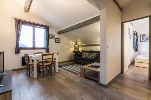 Apartment Forclaz 6 Chamonix