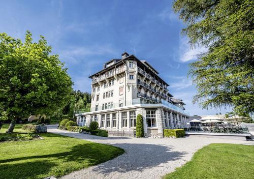 Grand Hôtel des Rasses - Hotel - Les Rasses