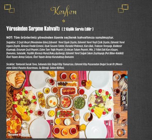 Keyfen Cafe Lounge, Edremit