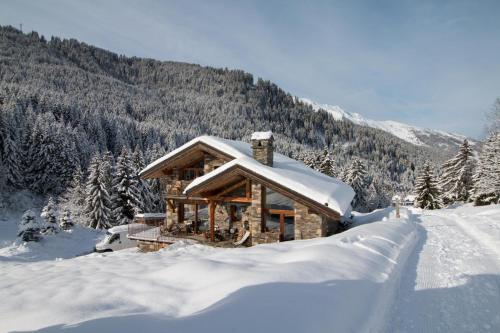 Chalet Le Cairn - unique and magnificient ski-in ski-out Chalet ! - Méribel