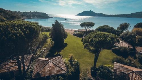 . Résidence Agathos (un jardin sur la plage)