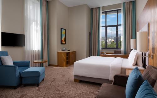 Doubletree By Hilton Almaty - Hotel