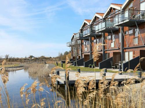 . Luxurious apartment near Bogense with 2 spacious terraces
