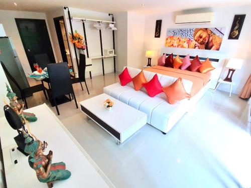 Bayshore Patong Wonderful Studio Apartment Bayshore Patong Wonderful Studio Apartment