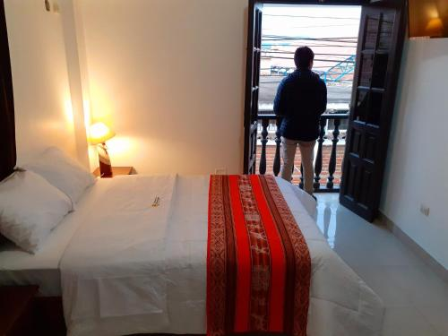 . Chachapoyas Backpackers Hotel