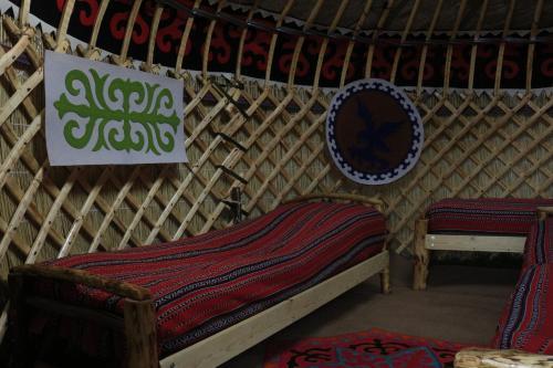 Yurt Camp Muras in Song Kol lake, Kochkor