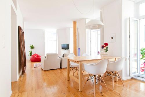 Bairrus Lisbon Apartments - Graça - image 5