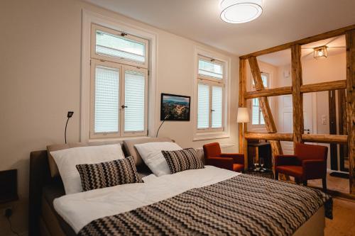 Ferienwohnungen an der Salvatorkirche - Apartment - Coburg