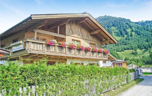 Apartment Garmischer Strasse Lermoos