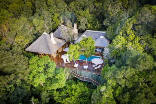. Trogon House and Forest Spa