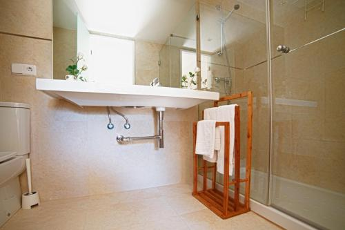 Habitación Doble Básica  - Uso individual Finca Hotel Son Pont 2