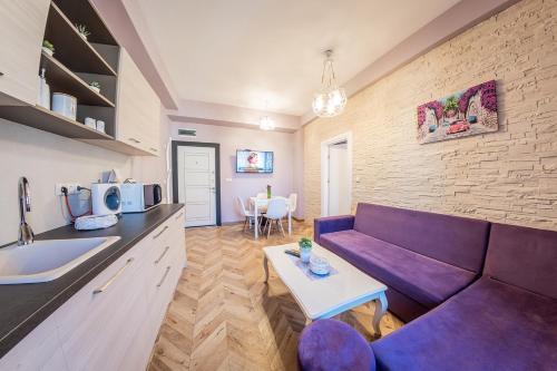 Sofia Violet Life Apartment